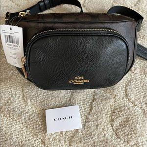 Coach Belt Bag/Waist Belt/Fanny Pack NWT
